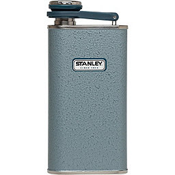 Stanley Classic Flask, Hammertone Ice, 256