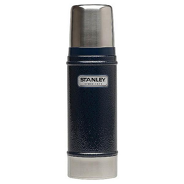Stanley Classic Vacuum Bottle, Hammertone Navy, 600