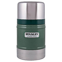 Stanley Classic Vacuum Food Jar, Hammertone Green, 256