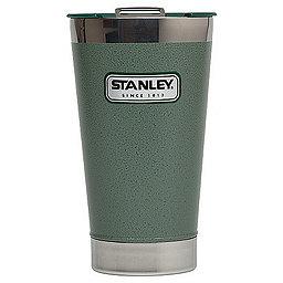 Stanley Classic Vacuum Pint, Hammertone Green, 256