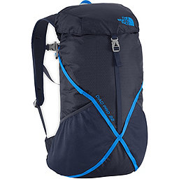 The North Face DIAD Pro 22 Pack, Shady Blue-Hyper Blue, 256