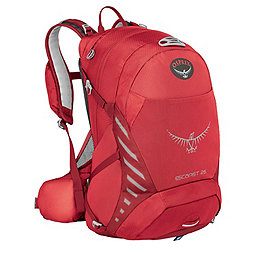 Osprey Escapist 25 Pack - Men's, Cayenne Red, 256