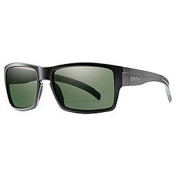 Smith Outlier XL Sunglasses, Mte Blk-Plr Gry Grn Chroma Plr, 256