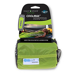Sea To Summit Adaptor Coolmax Liner Insect, , 256