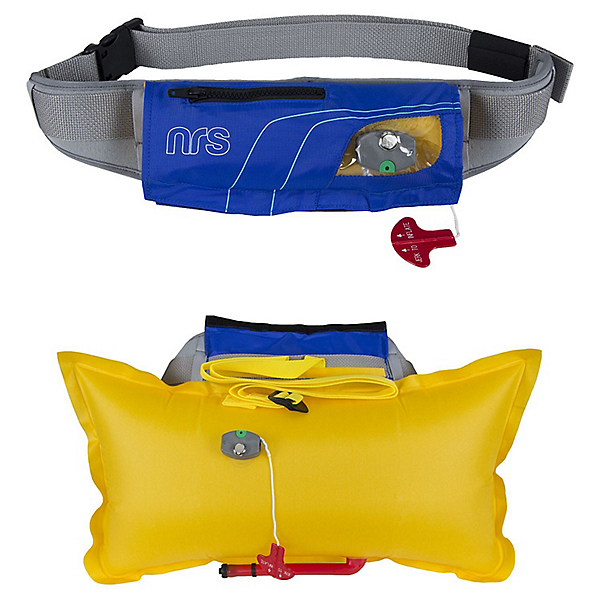 NRS Zephyr Inflatable PFD, , 600
