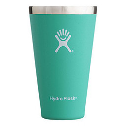 Hydro Flask Insulated Pint Glass, Mint, 256