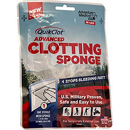 Adventure Medical Kits QuikClot Clotting Sponge, , 256
