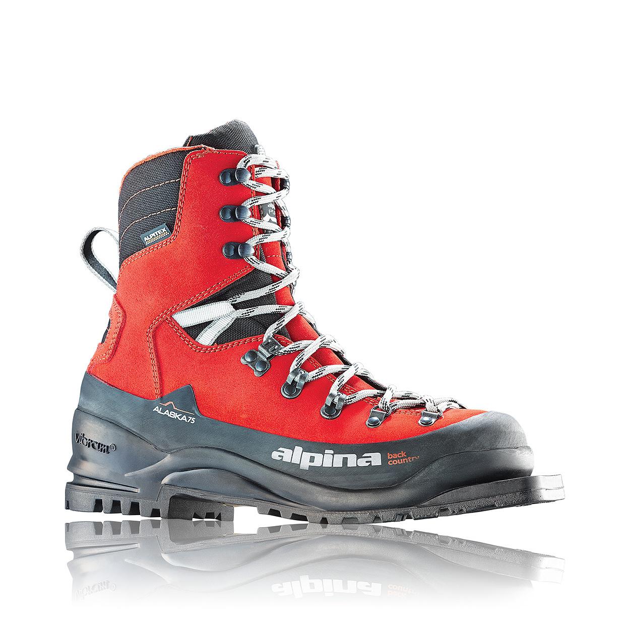 Image of Alaska 75mm Ski boot