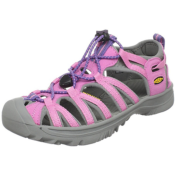 KEEN Whisper Sandals - Youth - 5/Wild Orchid, Wild Orchid, 600