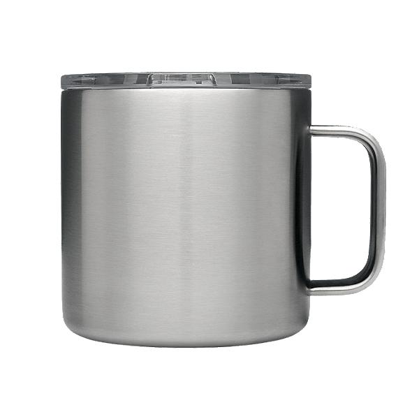 Yeti Rambler Mug 14 oz Stainless - 14 oz, Stainless, 600