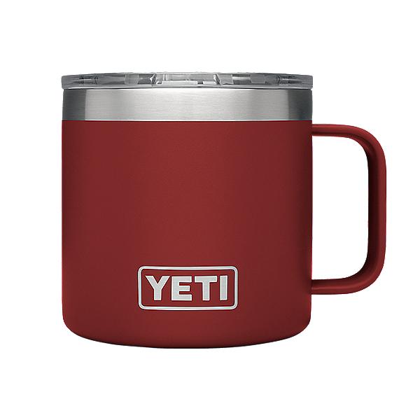 Yeti Rambler Mug 14 oz, Brick Red, 600