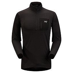 Arc'teryx Rho LT Zip Neck - Men's, Black, 256