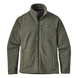 Patagonia Better Sweater Jacket - Men's, Industrial Green-Industrial Gn, 256