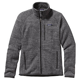 Patagonia Better Sweater Jacket - Men's, Nickel w-Forge Grey, 256