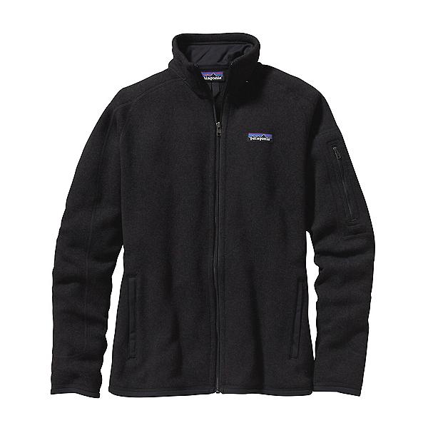 Patagonia Better Sweater Jacket - Women's, Black, 600
