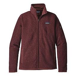 Patagonia Better Sweater Jacket - Women's, Dark Ruby, 256