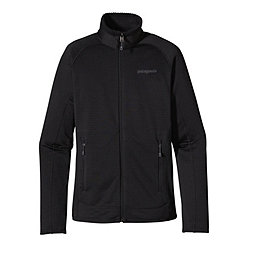 Patagonia R1 Full Zip Jacket - Women's, Black, 256
