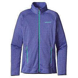 Patagonia R1 Full Zip Jacket - Women's, Violet Blue, 256
