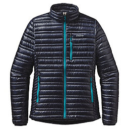 Patagonia Ultralight Down Jacket - Women's, Navy Blue, 256