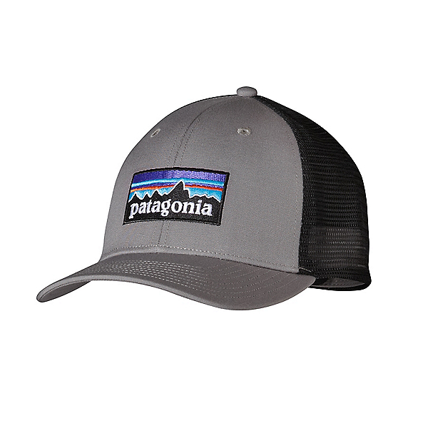 Patagonia P6 Trucker Hat - Feather Grey, Feather Grey, 600