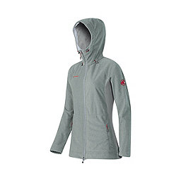 Mammut Niva Hooded Midlayer Jacket - Women's, Icelandic Melange, 256