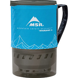 MSR WindBurner Pot, Blue, 256