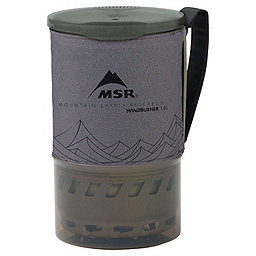MSR WindBurner Pot, Gray, 256