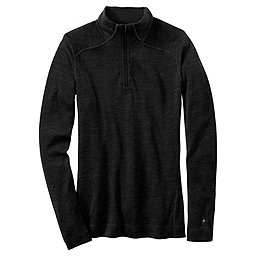 Smartwool NTS Mid 250 Zip T Women's, Charcoal Heather, 256