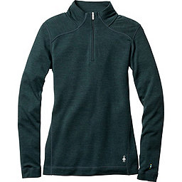 Smartwool NTS Mid 250 Zip T Women's, Lochness Heather, 256