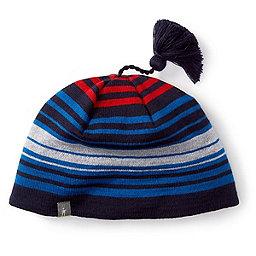 Smartwool Straightline Hat, Brt Blue-Deep Navy Hthr, 256