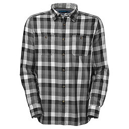 The North Face L/S Cumberland Shirt - Men's, Graphite Grey Heather, 256