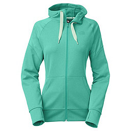 The North Face Suprema Full Zip Hoodie - Women's, Kokomo Green, 256