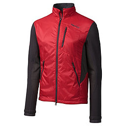 Marmot Alpha Pro Jacket - Men's, Team Red-Slate Grey, 256