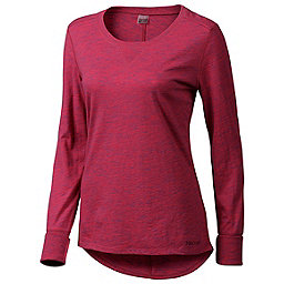 Marmot Alyssa LS - Women's, Dark Raspberry, 256