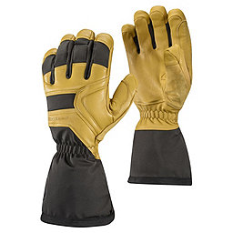 Black Diamond Crew Glove, Natural, 256