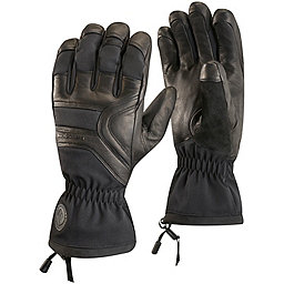 Black Diamond Patrol Glove, Black, 256