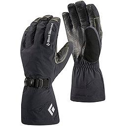 Black Diamond Pursuit Glove, Black, 256
