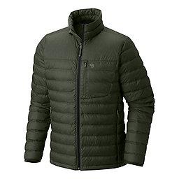 Mountain Hardwear Dynotherm Down Jacket - Men's, Surplus Green, 256