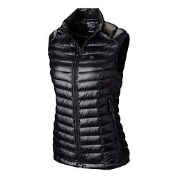 Mountain Hardwear Ghost Whisperer Down Vest - Women's, Black-Black, 256