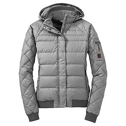 Outdoor Research Placid Down Jacket - Women's, Alloy, 256