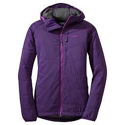 Outdoor Research Uberlayer Hooded Jacket - Women's, Elderberry, 256