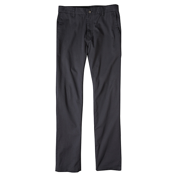 prAna Table Rock Chino - Men's - 36/Coal, Coal, 600