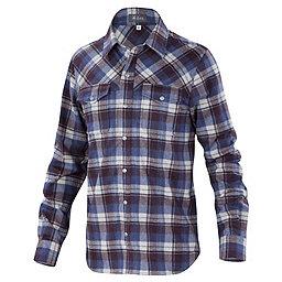 Ibex Taos Plaid Shirt - Men's, Coastal Plaid, 256