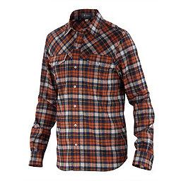 Ibex Taos Plaid Shirt - Men's, Hunter Plaid, 256