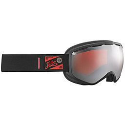 Julbo Atlas Goggles, Blk w-Orange-Silver Flash, 256