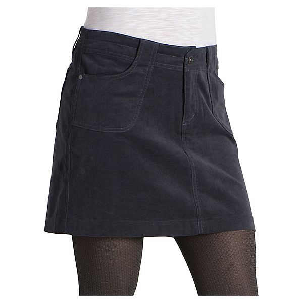 Kuhl Kory Skirt - Women's - 12/Carbon, Carbon, 600