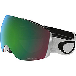Oakley Flight Deck XM Goggles, Prizm Snow Jade Iridium, 256