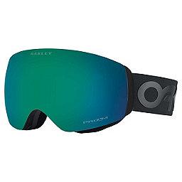Oakley Flight Deck XM Goggles, Blackout-Prizm Jade, 256