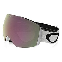 Oakley Flight Deck XM Goggles, Matte White w-Prizm HI Pink, 256