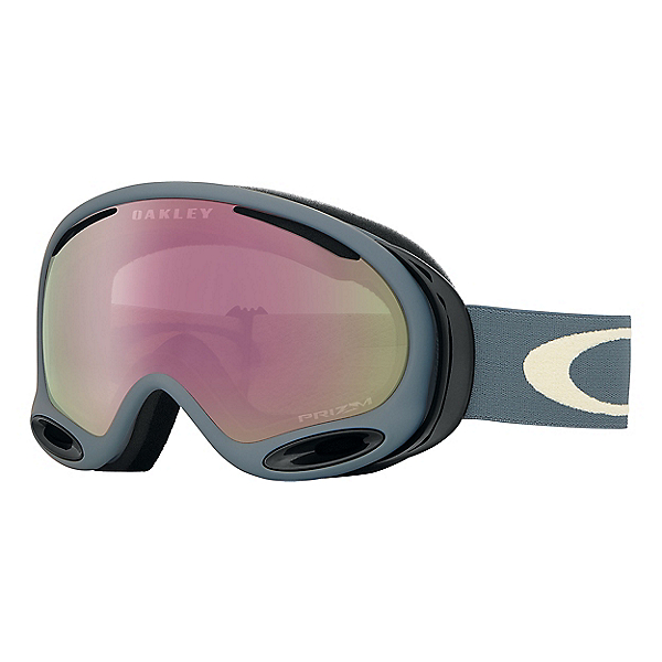 Oakley Lindsey Vonn A Frame Goggles, Dstrss Pnt Pnk Oxde wPrzmHiPnk, 600